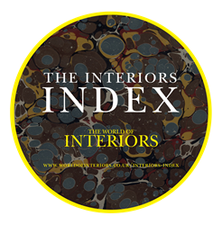 The Interiors Index - The World of Interiors