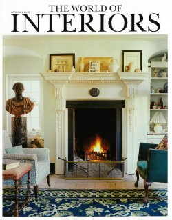 The World of Interiors FP April 2014