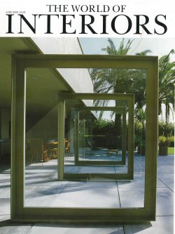 The World of Interiors FP June 2008