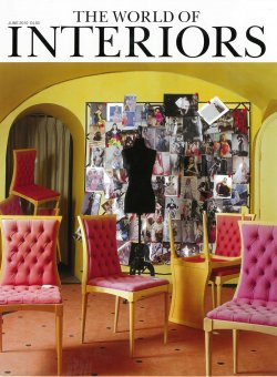 The World of Interiors FP June 2010