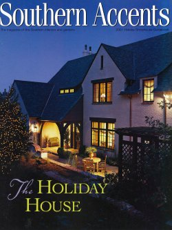 Southern Accents The Holiday House, Front Page 2001