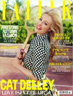 Tatler FP October