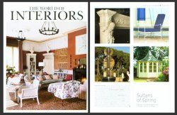 The World of Interiors March 2007