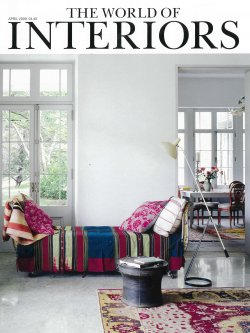 The World of Interiors FP April 2009