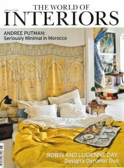 The World of Interiors FP June 2011