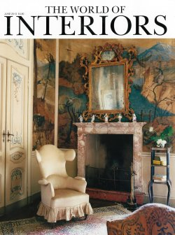 the world of interiors publication on the heveningham collection