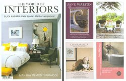 The World of Interiors December 2006