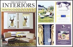 The World of Interiors June 2006